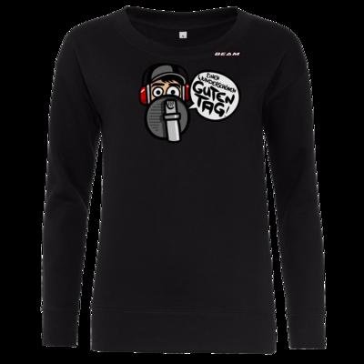 Motiv: Girlie Crew Sweatshirt - Guten Tag