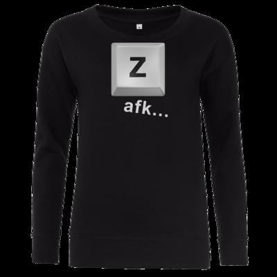 Motiv: Girlie Crew Sweatshirt - Taste Z
