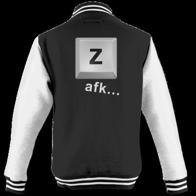 Motiv: College Jacke - Taste Z