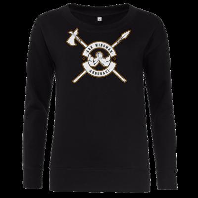 Motiv: Girlie Crew Sweatshirt - Annunaki hell