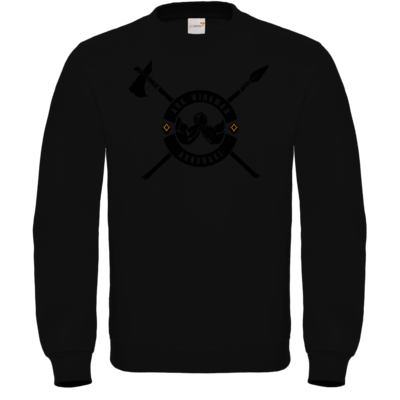 Motiv: Sweatshirt FAIR WEAR - Annunaki dunkel