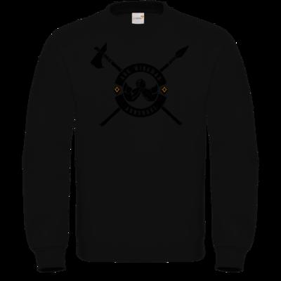 Motiv: Sweatshirt FAIR WEAR - Annunaki dunkel