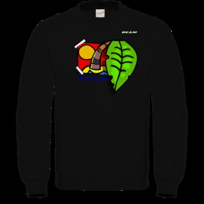 Motiv: Sweatshirt FAIR WEAR - Palmenbaumblatt