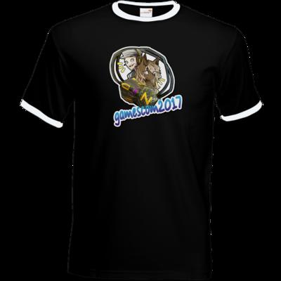 Motiv: T-Shirt Ringer - Kaddi Luneth Gamescom 2017