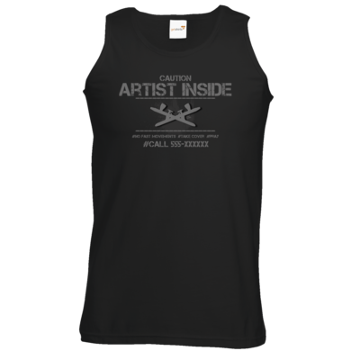 Motiv: Athletic Vest - artistinside