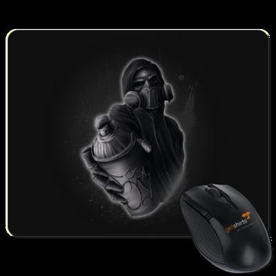 Motiv: Mousepad Textil - Sprayer