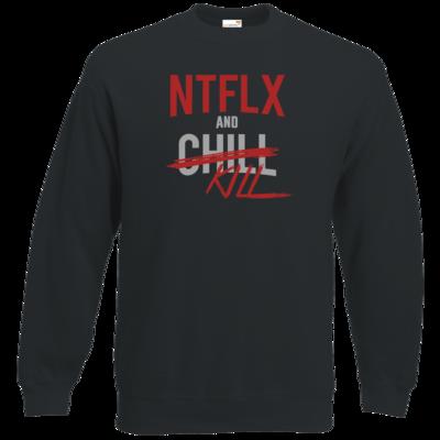 Motiv: Sweatshirt Classic - NTFLX