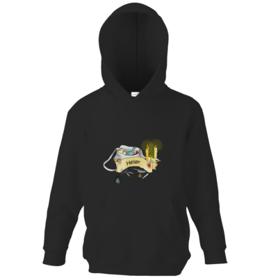 Motiv: Kids Hooded Sweat - Heiler