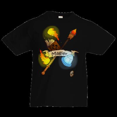Motiv: Kids T-Shirt Premium FAIR WEAR - Magier