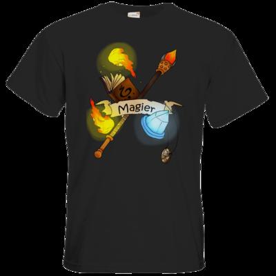 Motiv: T-Shirt Premium FAIR WEAR - Magier
