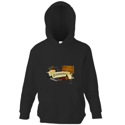 Motiv: Kids Hooded Sweat - Schlitzohr