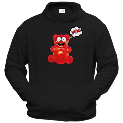 Motiv: Hoodie Classic - Lucky - Candy