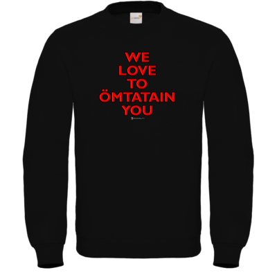 Motiv: Sweatshirt FAIR WEAR - Ömtatain you