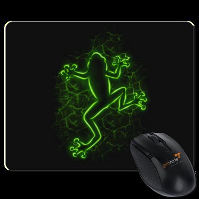 Motiv: Mousepad Textil - Frog
