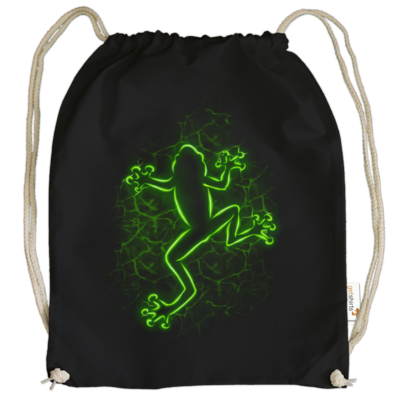 Motiv: Cotton Gymsac - Frog