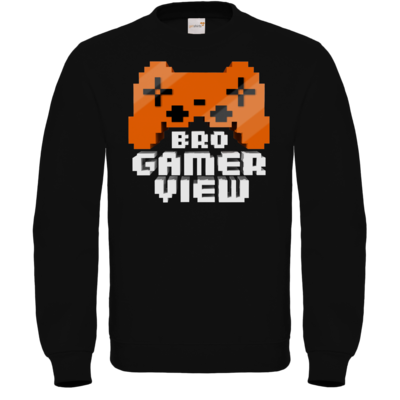 Motiv: Sweatshirt FAIR WEAR - Logo BGV