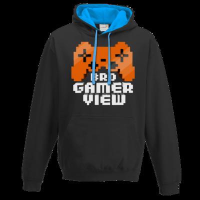 Motiv: Two-Tone Hoodie - Logo BGV
