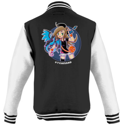 Motiv: College Jacke - BroGamerView - TeamNad