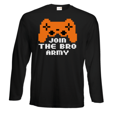 Motiv: Exact 190 Longsleeve FAIR WEAR - Join the Bro Army