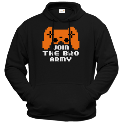 Motiv: Hoodie Premium FAIR WEAR - Join the Bro Army