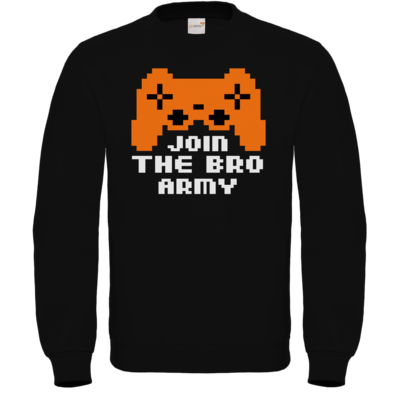 Motiv: Sweatshirt FAIR WEAR - Join the Bro Army