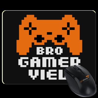 Motiv: Mousepad Textil - Logo BGV
