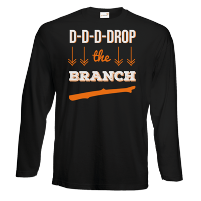 Motiv: Exact 190 Longsleeve FAIR WEAR - Drop the Branch