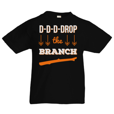 Motiv: Kids T-Shirt Premium FAIR WEAR - Drop the Branch