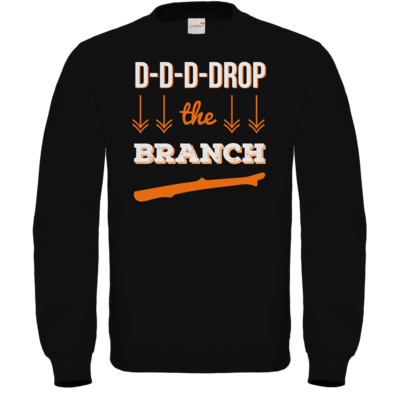 Motiv: Sweatshirt FAIR WEAR - Drop the Branch
