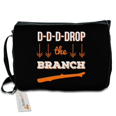 Motiv: Schultertasche - Drop the Branch