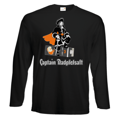 Motiv: Exact 190 Longsleeve FAIR WEAR - Captain Nadpfelsaft