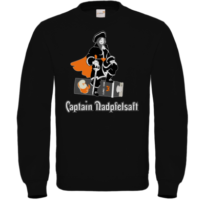 Motiv: Sweatshirt FAIR WEAR - Captain Nadpfelsaft