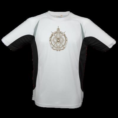 Motiv: Laufshirt Running T - B2W Wappen Color