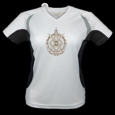 Motiv: Laufshirt Lady Running T - B2W Wappen Color