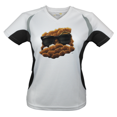 Motiv: Laufshirt Lady Running T - Muddy Mud