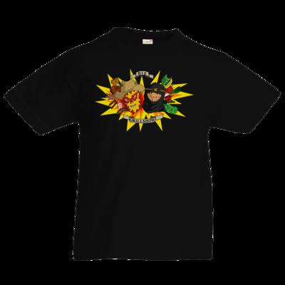 Motiv: Kids T-Shirt Premium FAIR WEAR - Die Grillshow - Motiv 1