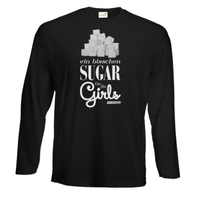 Motiv: Exact 190 Longsleeve FAIR WEAR - Sugar für die Girls