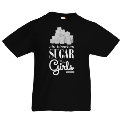 Motiv: Kids T-Shirt Premium FAIR WEAR - Sugar für die Girls