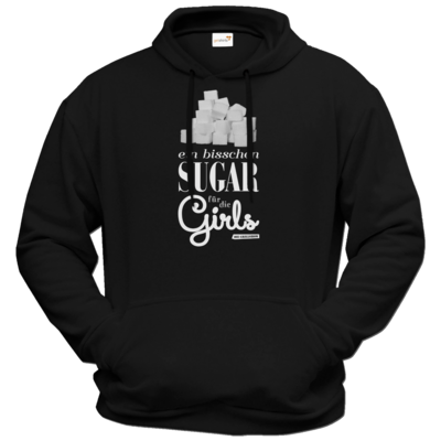 Motiv: Hoodie Premium FAIR WEAR - Sugar für die Girls