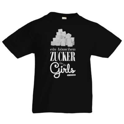 Motiv: Kids T-Shirt Premium FAIR WEAR - Zucker für die Girls