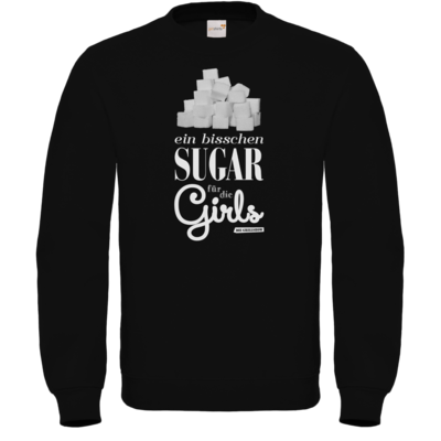 Motiv: Sweatshirt FAIR WEAR - Sugar für die Girls