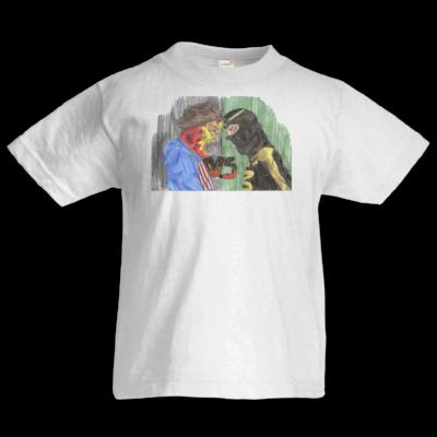 Motiv: Kids T-Shirt Premium FAIR WEAR - Die Grillshow - VS