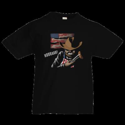 Motiv: Kids T-Shirt Premium FAIR WEAR - Die Grillshow - Hüüüaah