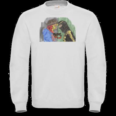 Motiv: Sweatshirt FAIR WEAR - Die Grillshow - VS
