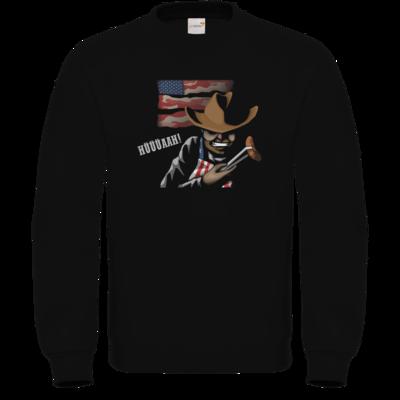 Motiv: Sweatshirt FAIR WEAR - Die Grillshow - Hüüüaah