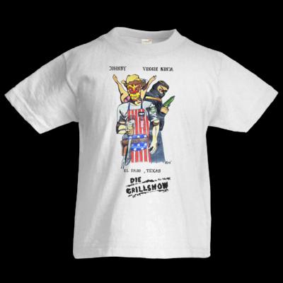 Motiv: Kids T-Shirt Premium FAIR WEAR - Die Grillshow - Filmplakat