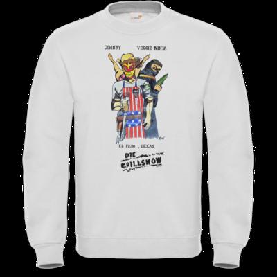 Motiv: Sweatshirt FAIR WEAR - Die Grillshow - Filmplakat