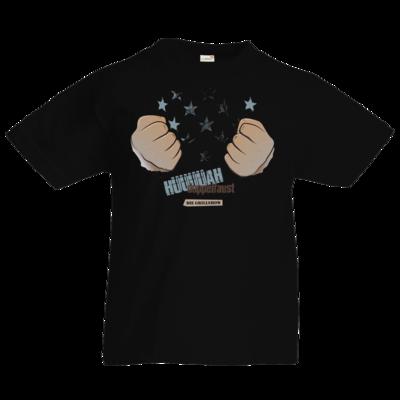 Motiv: Kids T-Shirt Premium FAIR WEAR - Grillshow Doppelfaust