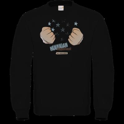 Motiv: Sweatshirt FAIR WEAR - Grillshow Doppelfaust