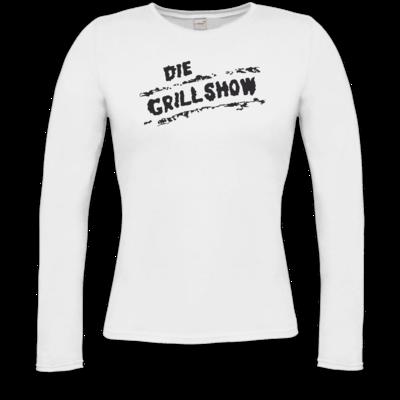Motiv: Longsleeve Damen FAIR WEAR - Grillshow Logo